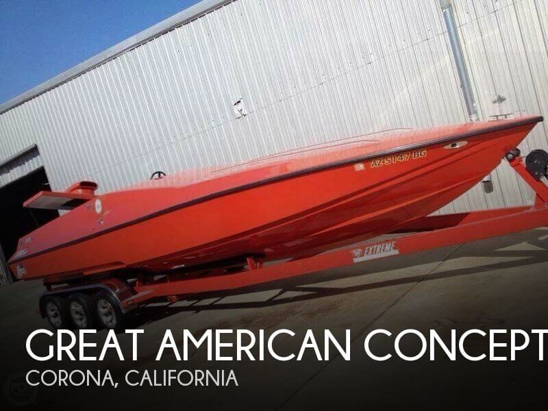 1998 Great American Concept 28 - Photo #1