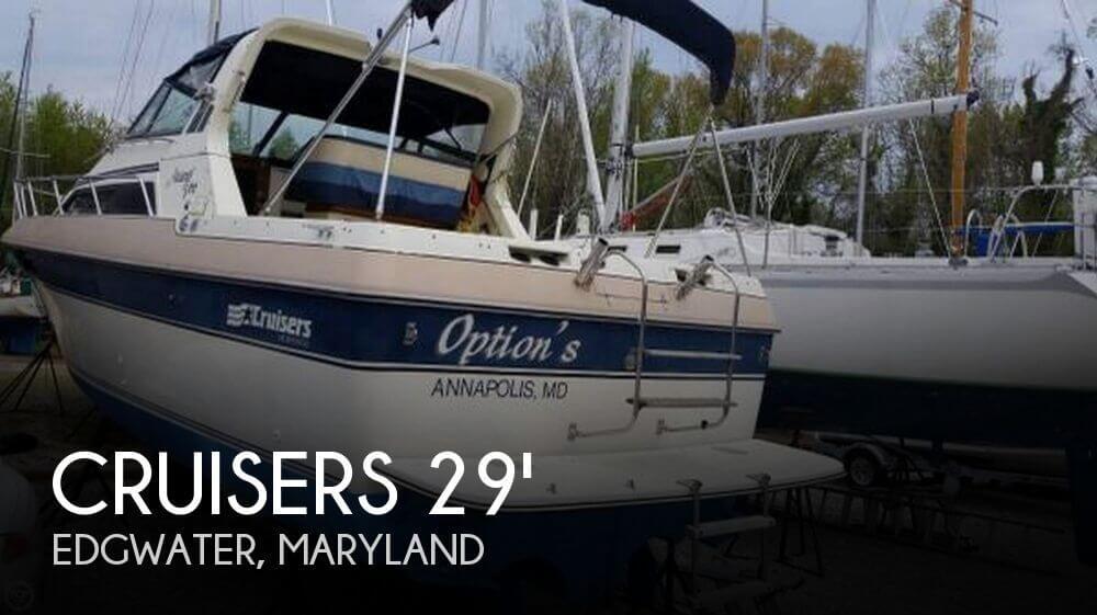 1985 Cruisers 29 - Photo #1