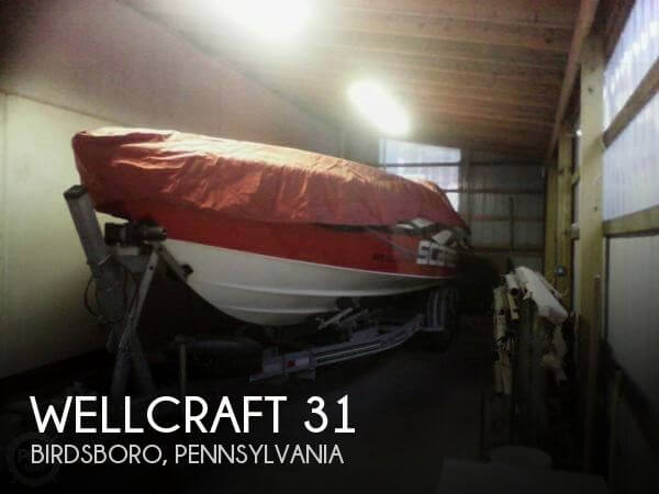 Used Boats For Sale in Bloomsburg, Pennsylvania by owner | 1999 Wellcraft 31