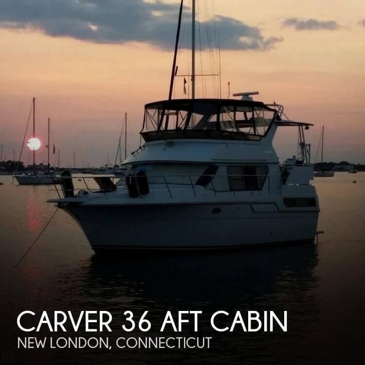 Used Carver 35 Boats For Sale by owner | 1991 Carver 35