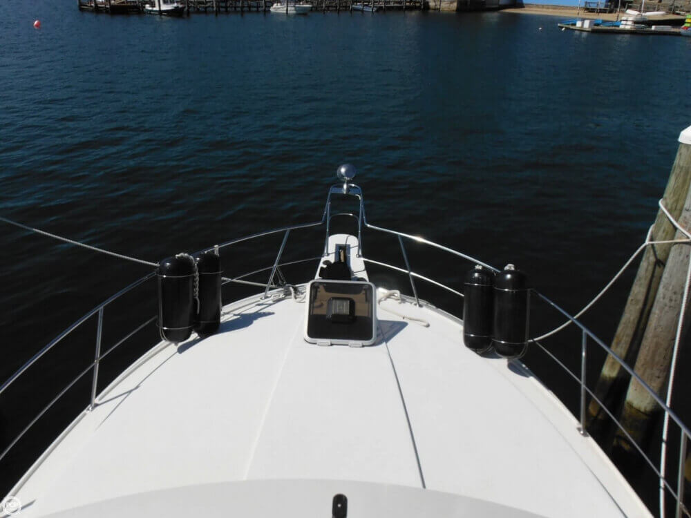1991 Carver boat for sale, model of the boat is 36 Aft Cabin & Image # 5 of 40