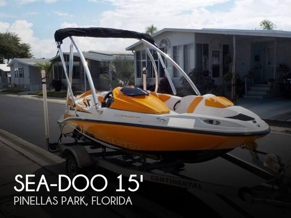 2012 Sea-Doo 150 Speedster - Photo #1