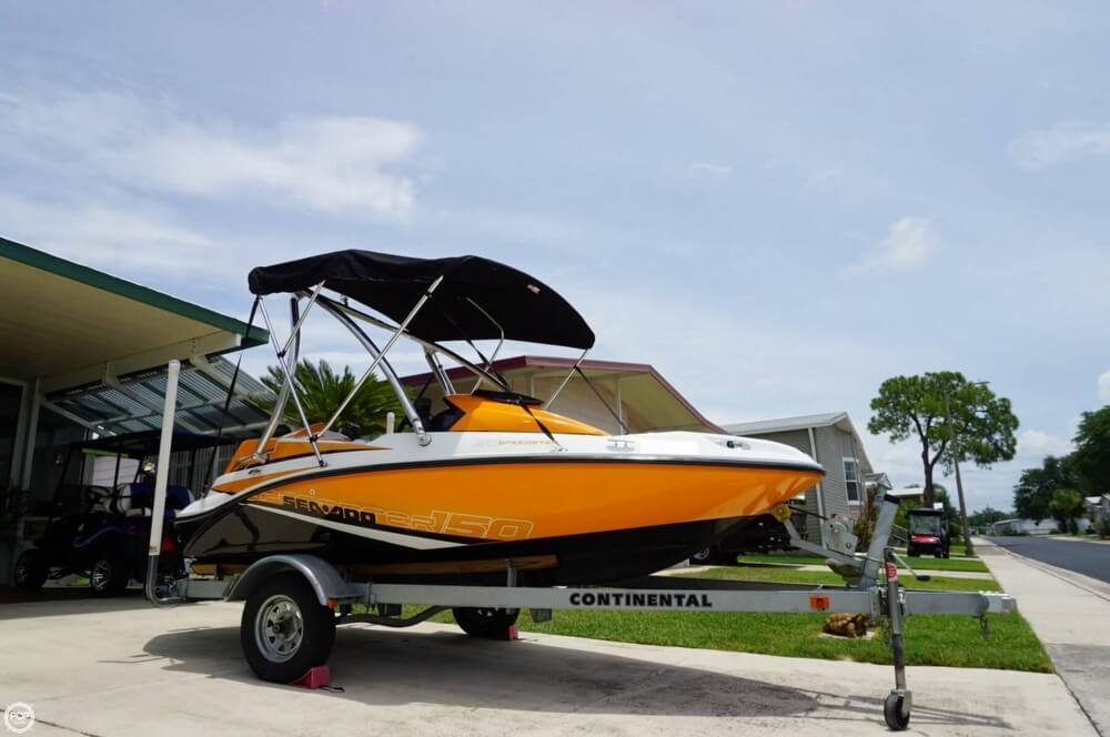 2012 Sea-Doo 150 Speedster - Photo #6