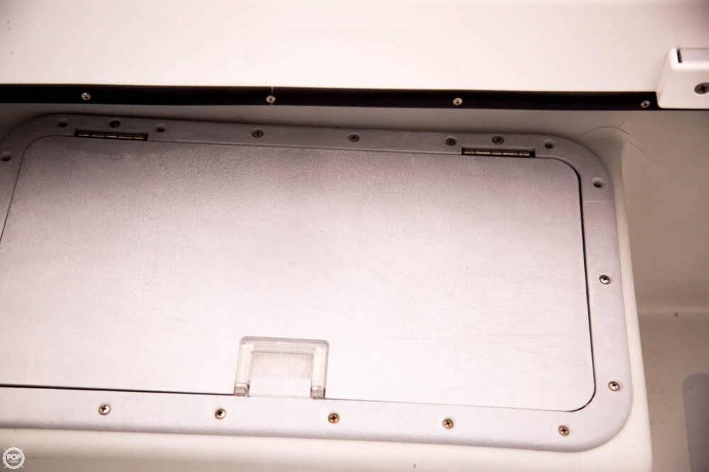 Hatch Cover Closed