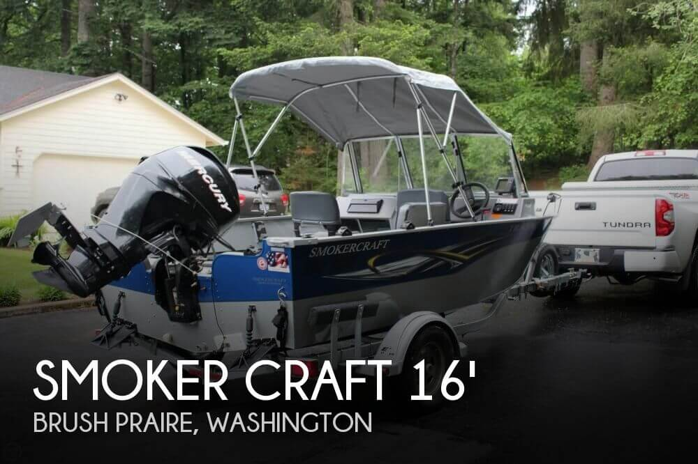 2010 SMOKER CRAFT 162 TRACER for sale