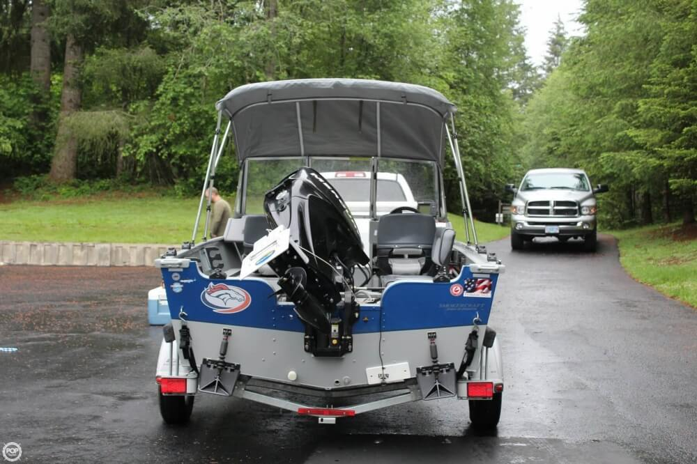 2010 Smoker Craft boat for sale, model of the boat is 162 Tracer & Image # 18 of 40