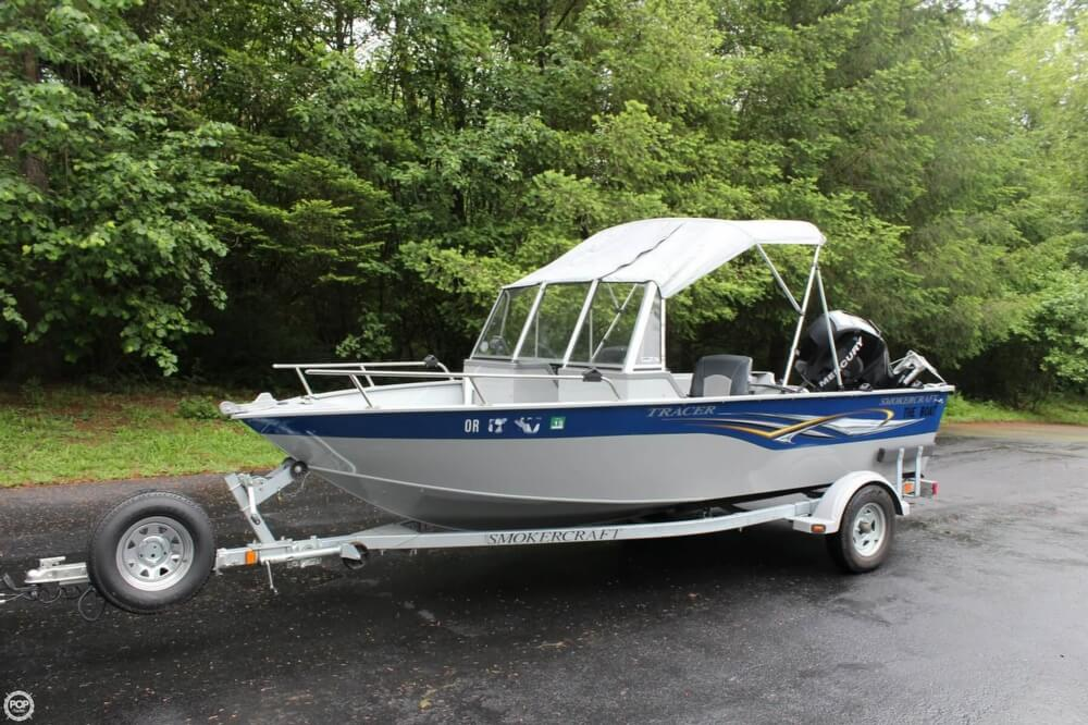 2010 Smoker Craft boat for sale, model of the boat is 162 Tracer & Image # 21 of 40