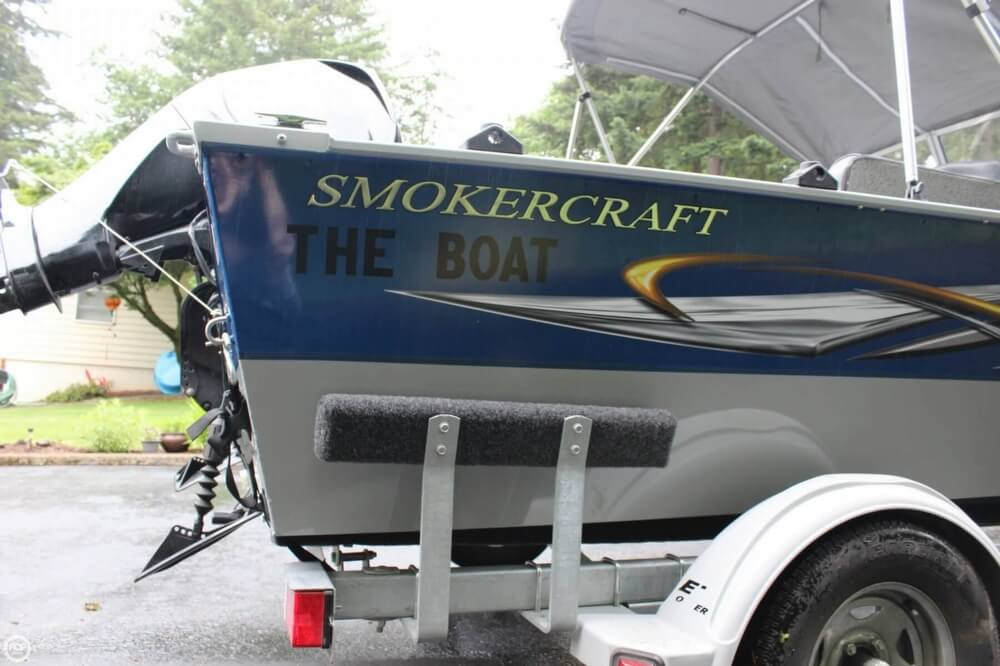 2010 Smoker Craft boat for sale, model of the boat is 162 Tracer & Image # 35 of 40