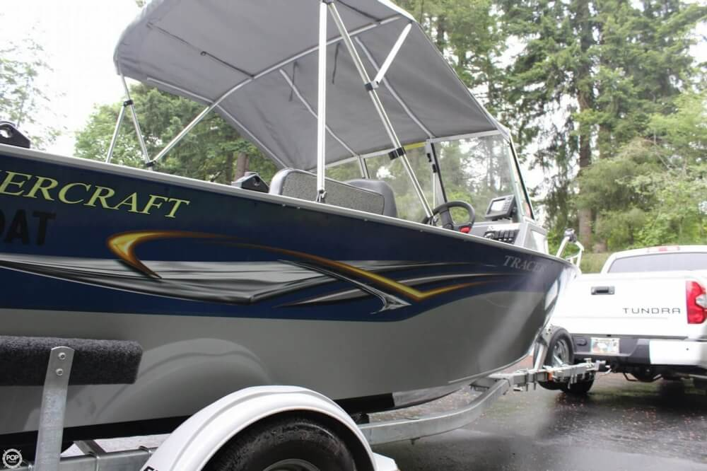 2010 Smoker Craft boat for sale, model of the boat is 162 Tracer & Image # 36 of 40