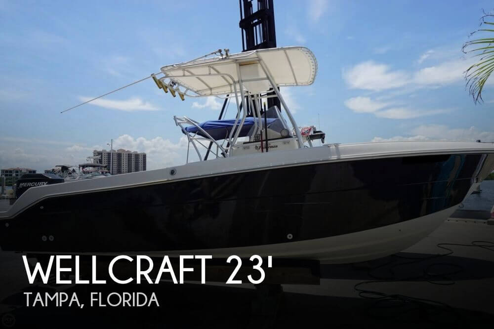 Used Wellcraft 23 Boats For Sale by owner | 1999 Wellcraft 230 Fisherman