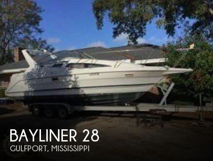 1998 Bayliner 28 - Photo #1