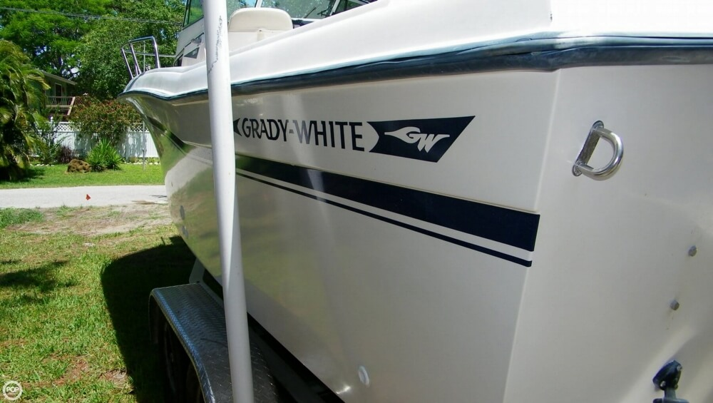 1992 Grady-White 24 Explorer - Photo #14