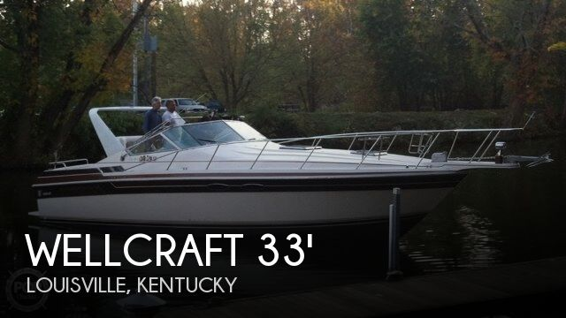 1986 Wellcraft 33 - Photo #1