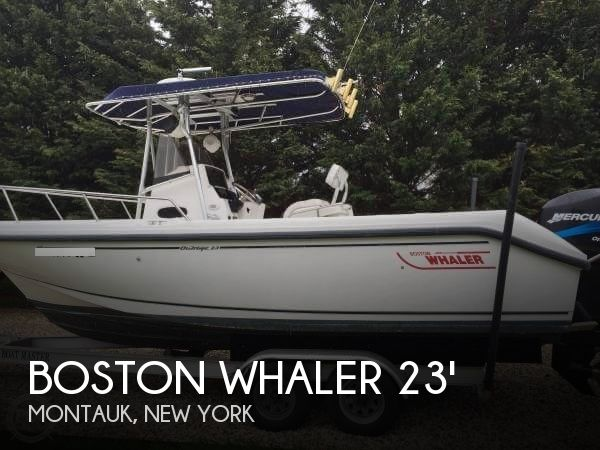 2001 Boston Whaler 23 Outrage - Photo #1