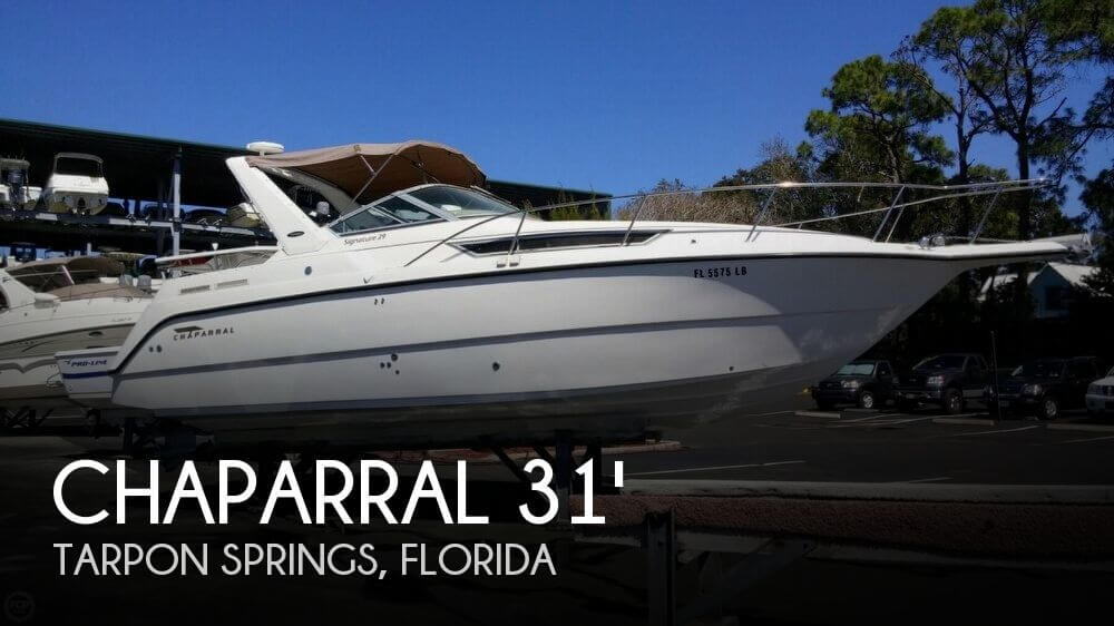 Used Chaparral 31 Boats For Sale by owner | 1999 Chaparral 31