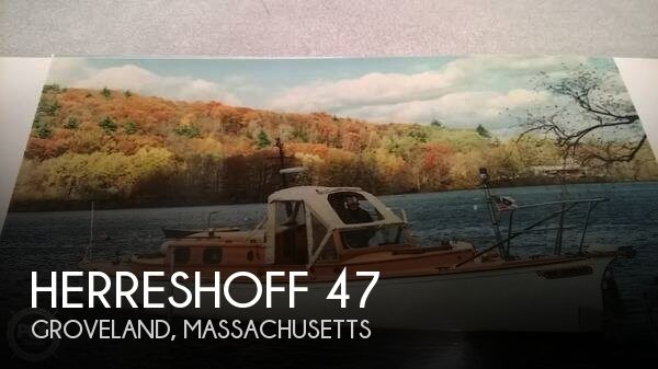 Used Herreshoff Boats For Sale by owner | 1951 Herreshoff 47