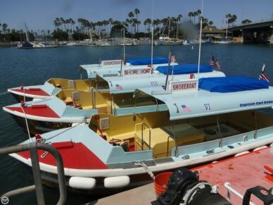 Westerly Marine Custom 30' Water Taxi, 30', for sale - $244,500