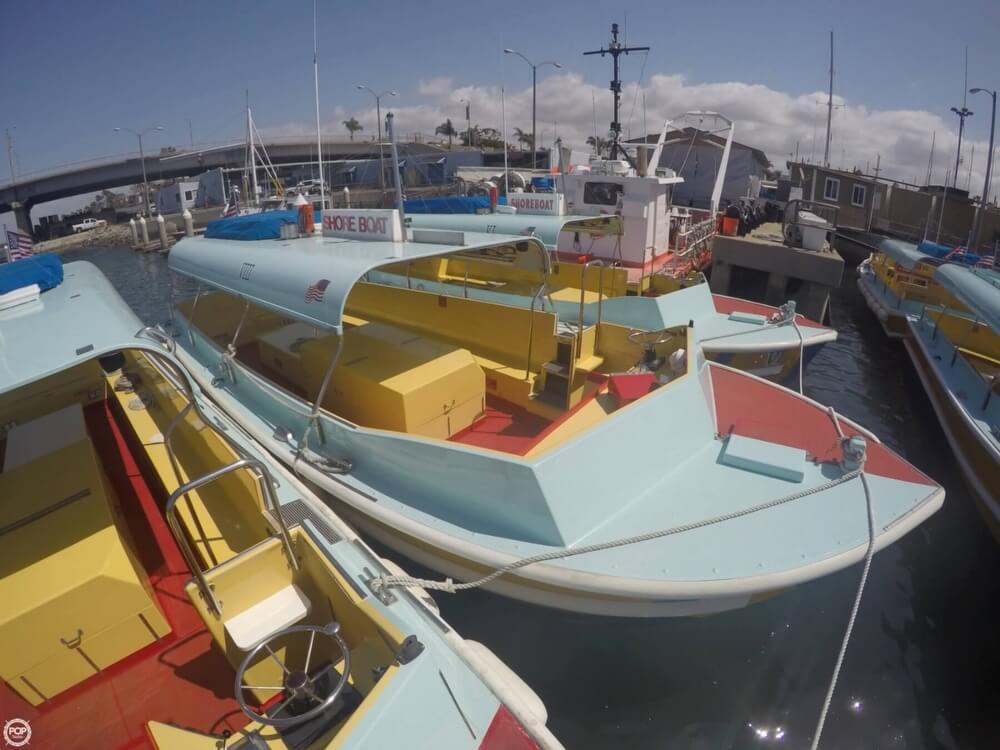 1989 Westerly Marine Custom 30' Water Taxi - Photo #3