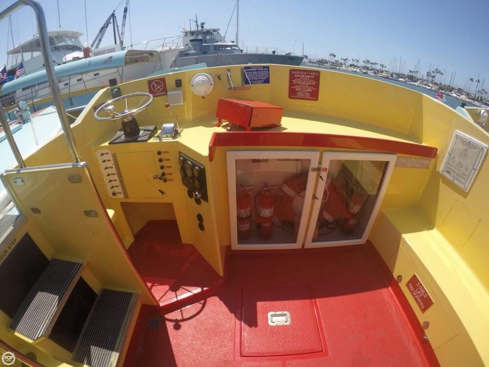 1989 Westerly Marine Custom 30' Water Taxi - Photo #9