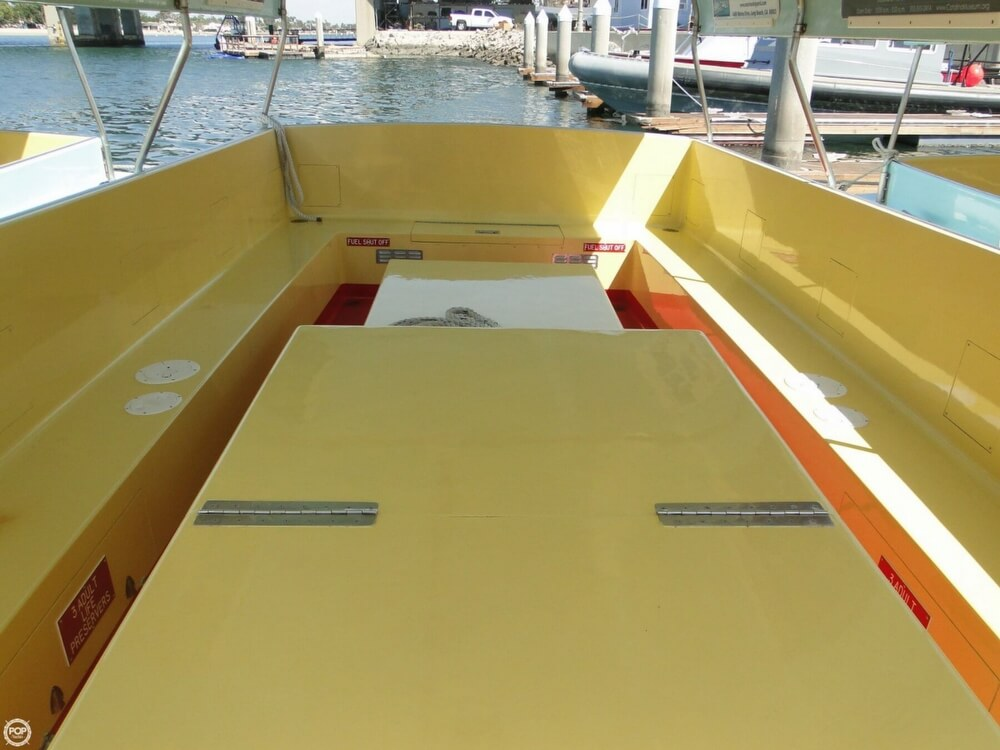 1989 Westerly Marine Custom 30' Water Taxi - Photo #18