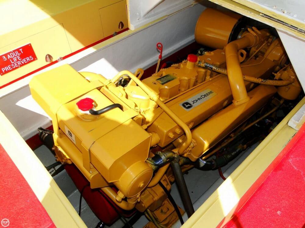 1989 Westerly Marine Custom 30' Water Taxi - Photo #20