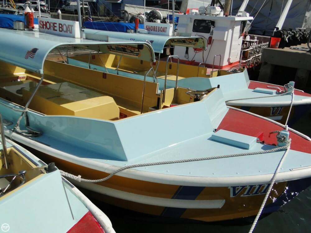 1989 Westerly Marine Custom 30' Water Taxi - Photo #25