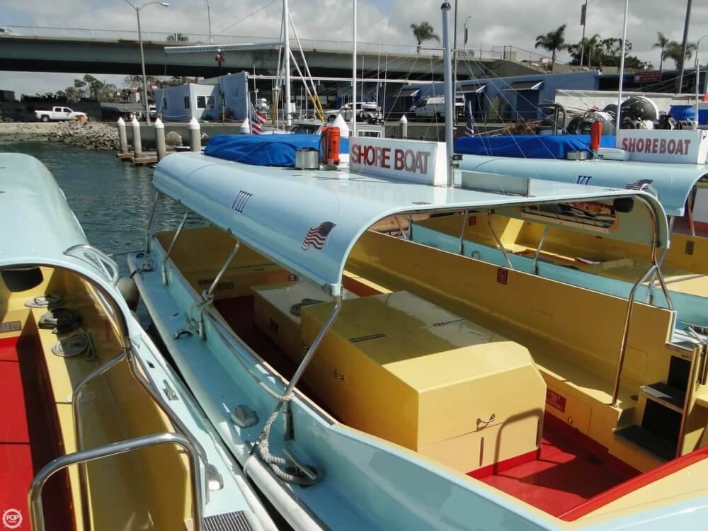 1989 Westerly Marine Custom 30' Water Taxi - Photo #27