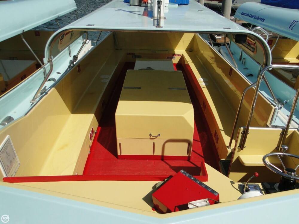 1989 Westerly Marine Custom 30' Water Taxi - Photo #35