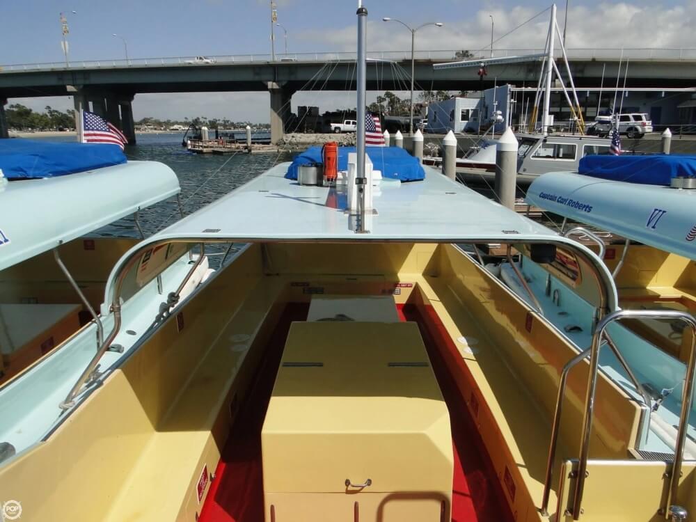 1989 Westerly Marine Custom 30' Water Taxi - Photo #36