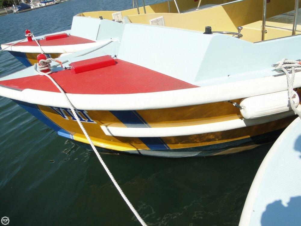 1989 Westerly Marine Custom 30' Water Taxi - Photo #37