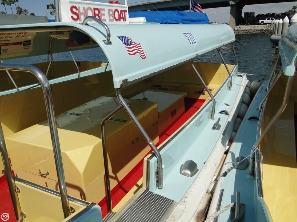 1989 Westerly Marine Custom 30' Water Taxi - Photo #40