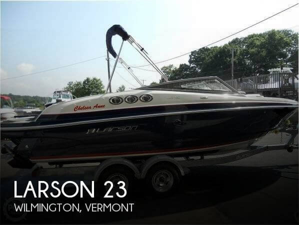 2013 Larson 23 - Photo #1