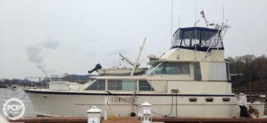 Hatteras Fisherman 48, 48', for sale - $40,000