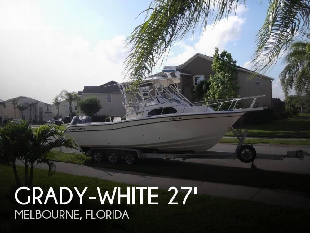 2005 Grady-White 27 - Photo #1