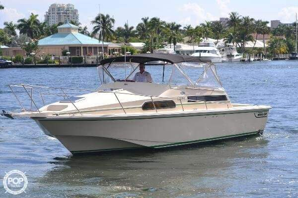 1989 Boston Whaler 32 - Photo #5