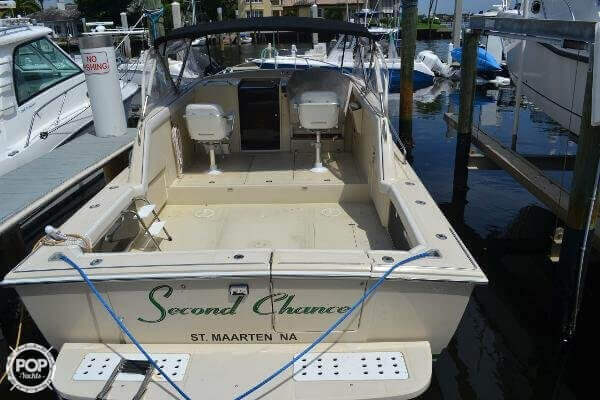 1989 Boston Whaler 32 - Photo #7
