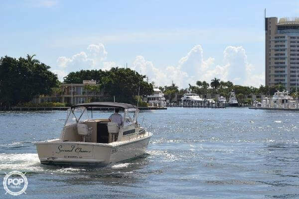 1989 Boston Whaler 32 - Photo #8