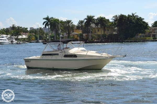 1989 Boston Whaler 32 - Photo #10