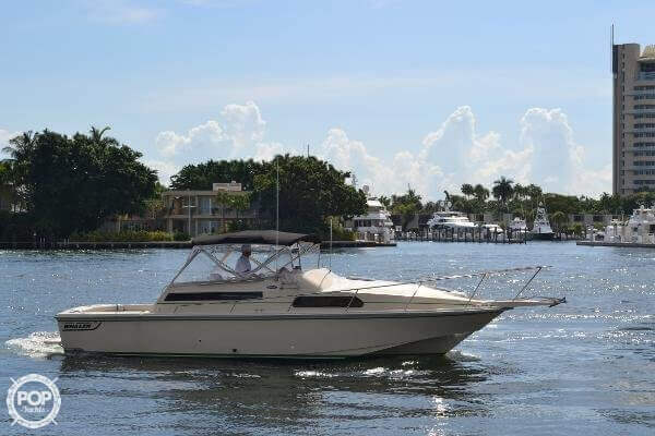 1989 Boston Whaler 32 - Photo #12
