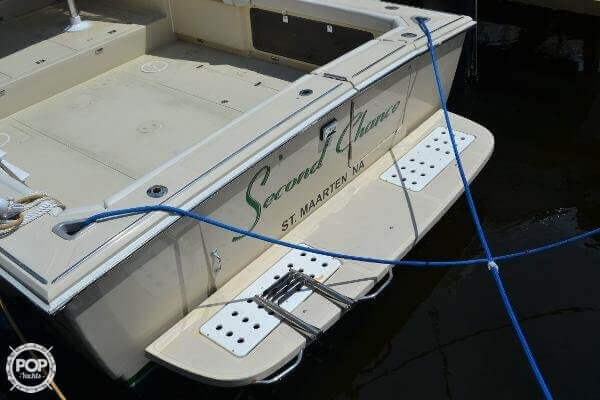 1989 Boston Whaler 32 - Photo #22