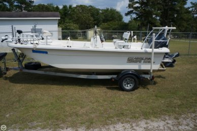 Carolina Skiff 198 DLV, 19', for sale - $19,500