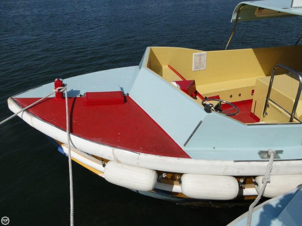 1988 Westerly Marine Custom 30' Water Taxi - Photo #3