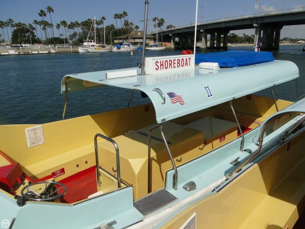 1988 Westerly Marine Custom 30' Water Taxi - Photo #4