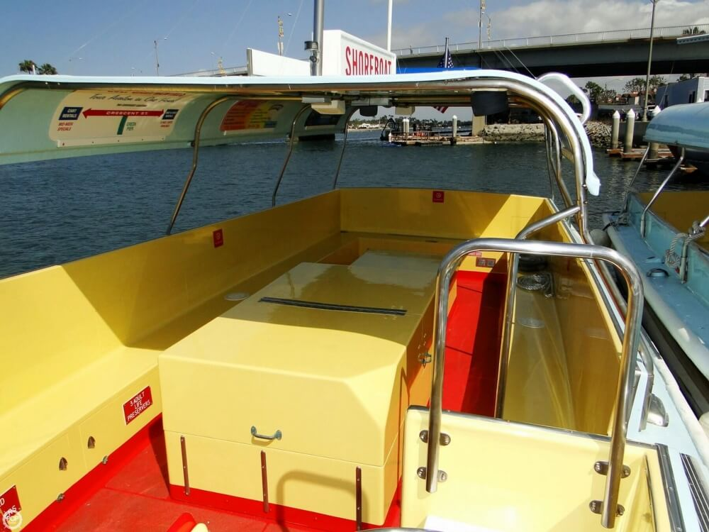 1988 Westerly Marine Custom 30' Water Taxi - Photo #5