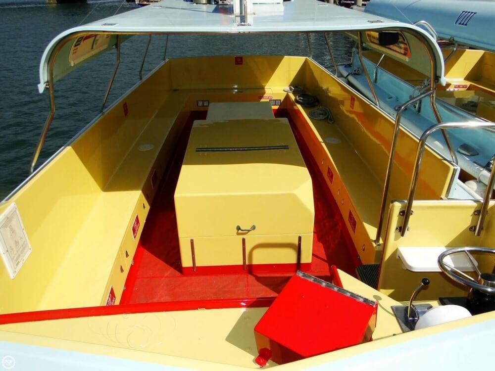1988 Westerly Marine Custom 30' Water Taxi - Photo #6
