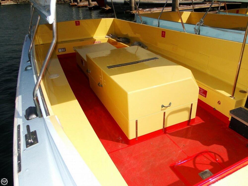 1988 Westerly Marine Custom 30' Water Taxi - Photo #7