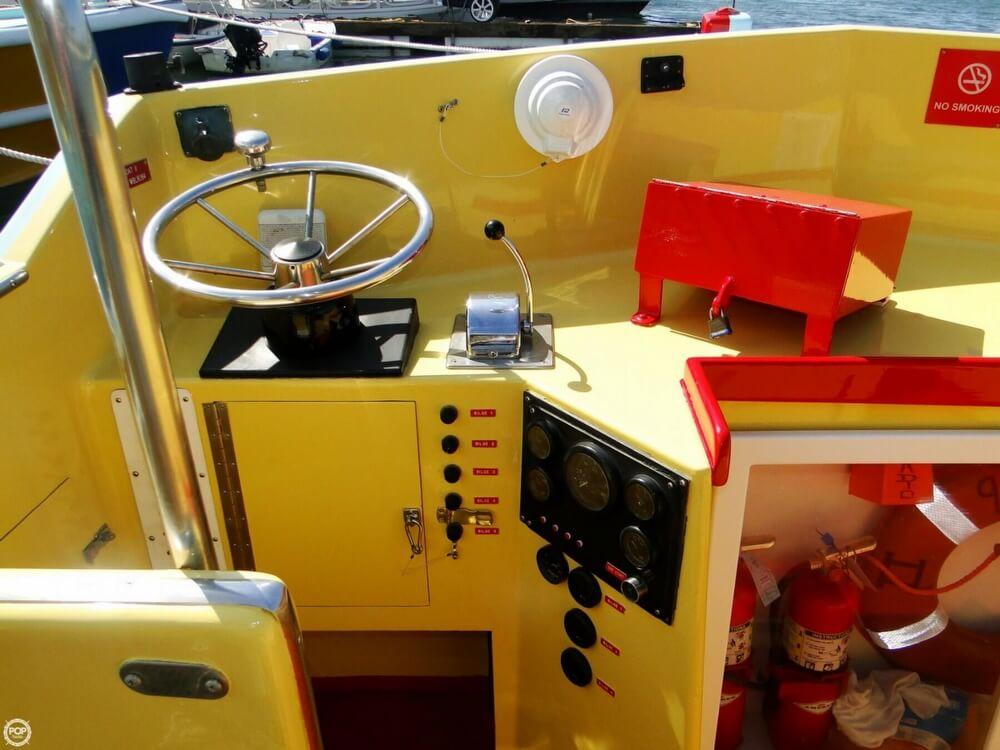 1988 Westerly Marine Custom 30' Water Taxi - Photo #9