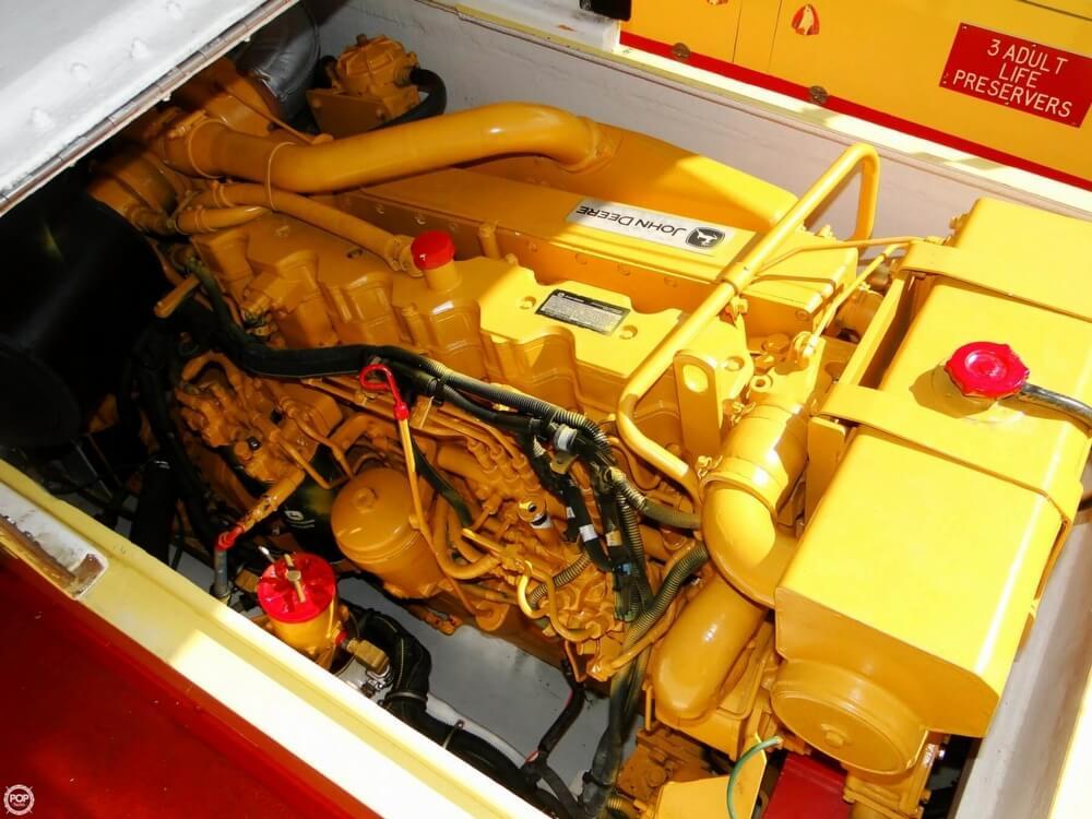 1988 Westerly Marine Custom 30' Water Taxi - Photo #20