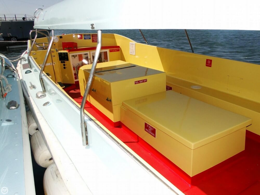 1988 Westerly Marine Custom 30' Water Taxi - Photo #21