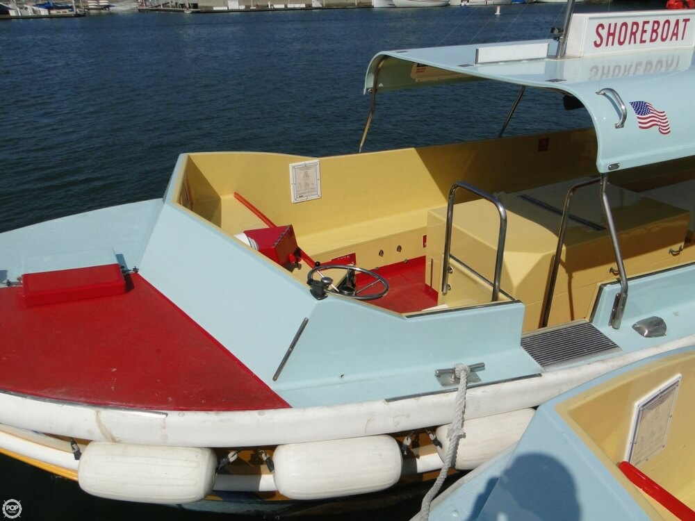 1988 Westerly Marine Custom 30' Water Taxi - Photo #23